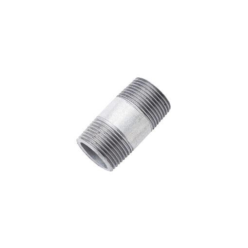Malleable iron fittings - Barrel nipple