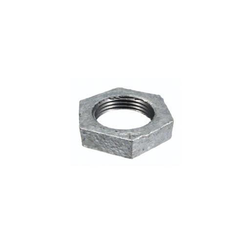 Malleable iron fittings - Locknut